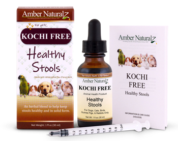 1 oz. Kocci Free eliminates coccidia protozoan better than Albon or Flagyl.